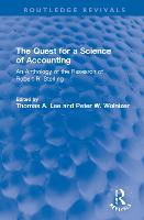 The Quest for a Science of ...
