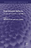 Goal Directed Behavior: The Concept ...