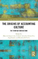 The Origins of Accounting Culture: ...
