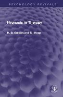 Hypnosis in Therapy