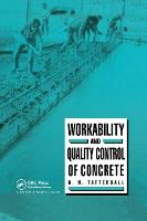 Workability and Quality Control of...