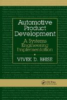 Automotive Product Development: A...