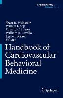Handbook of Cardiovascular Behavioral...