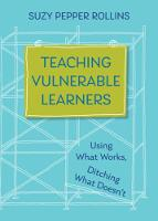 Teaching Vulnerable Learners:...