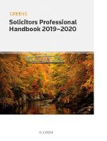 Solicitors Professional Handbook 2019/20