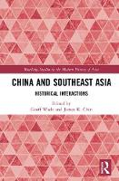 China and Southeast Asia: Historical...