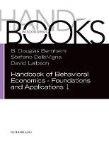 Handbook of Behavioral Economics -...