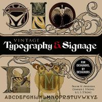 Vintage Typography and Signage: For...