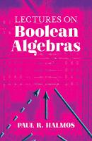 Lectures on Boolean Algebras