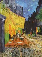 Van Gogh's Cafe Terrace at Night...