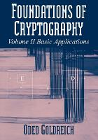 Foundations of Cryptography: Volume ...