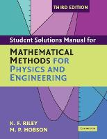Student Solution Manual for...