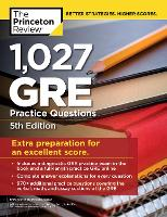 1,007 GRE Practice Questions, 5th...