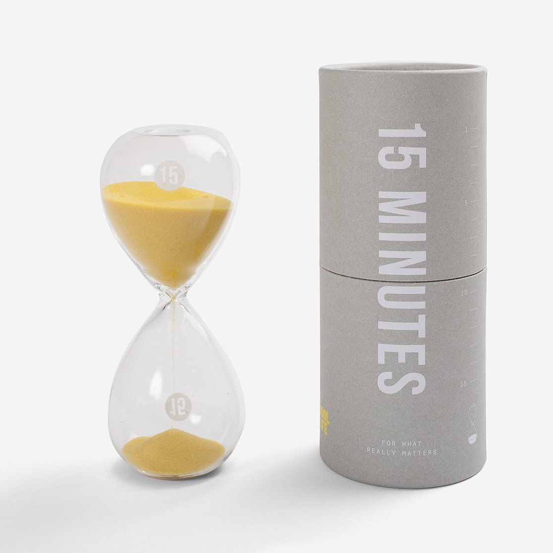 15 MINUTE HOUR GLASS