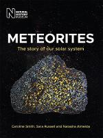 Meteorites: The story of our solar...