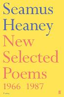 New Selected Poems 1966-1987