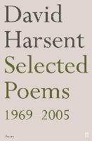 Selected Poems David Harsent
