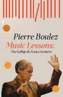 Music Lessons: The College de France...