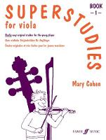 Superstudies Viola Book 1
