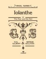 Iolanthe (Vocal Score)