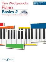 Pam Wedgwood's Piano Basics 2