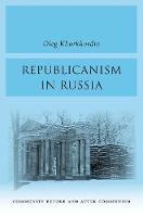 Republicanism in Russia: Community...