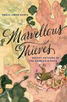 Marvellous Thieves: Secret Authors of...