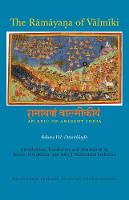 The Ramayana of Valmiki: An Epic of...