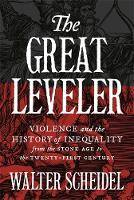 The Great Leveler: Violence and the...
