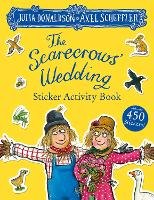 The Scarecrows' Wedding Sticker Book