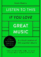 Listen to This If You Love Great...