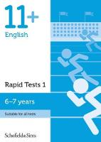 11+ English Rapid Tests Book 1: Year...