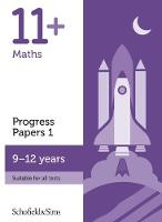 11+ Maths Progress Papers Book 1: ...