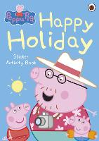 Peppa Pig: Happy Holiday Sticker...