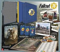 Fallout 76: Official Platinum Edition...