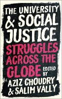 The University and Social Justice:...
