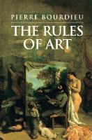 Rules of Art: Genesis and Structure ...