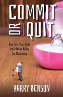 Commit or Quit: The 'Two Year Rule'...