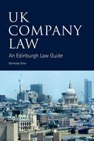 UK Company Law: An Edinburgh Law Guide