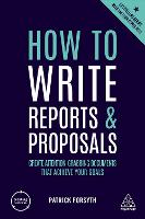How to Write Reports and Proposals:...