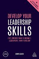 Develop Your Leadership Skills: Fast,...