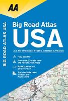 AA Big Road Atlas USA