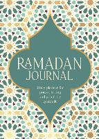 Ramadan Journal: Daily planner for...