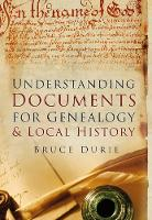 Understanding Documents for Genealogy...