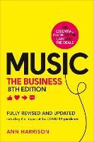Music: The Business (8th edition):...