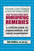 What You Must Know About Homeopathic...