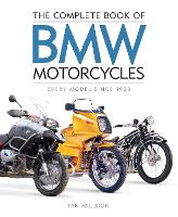 The Complete Book of BMW Motorcycles:...