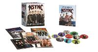 *NSYNC: Magnets, Pins, and Book Set