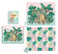 Pusheen 2-in-1 Double-Sided 500-Piece...