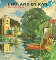 England By Rail 12 Month Wall ...